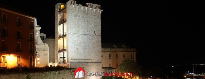 Il quartiere di Castello a Cagliari