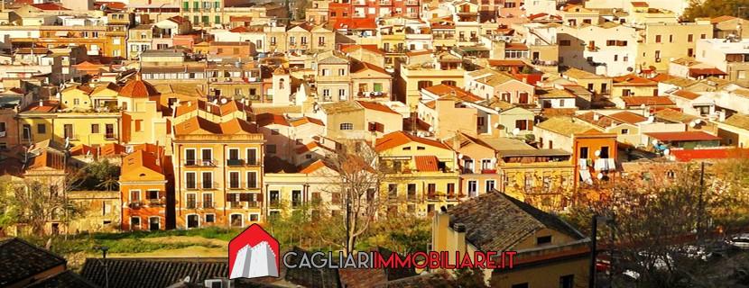 Il quartiere di Stampace a Cagliari
