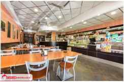 Attività di bar e ristorante in Viale Monastir