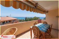 Villetta con terrazza panoramica Solanas