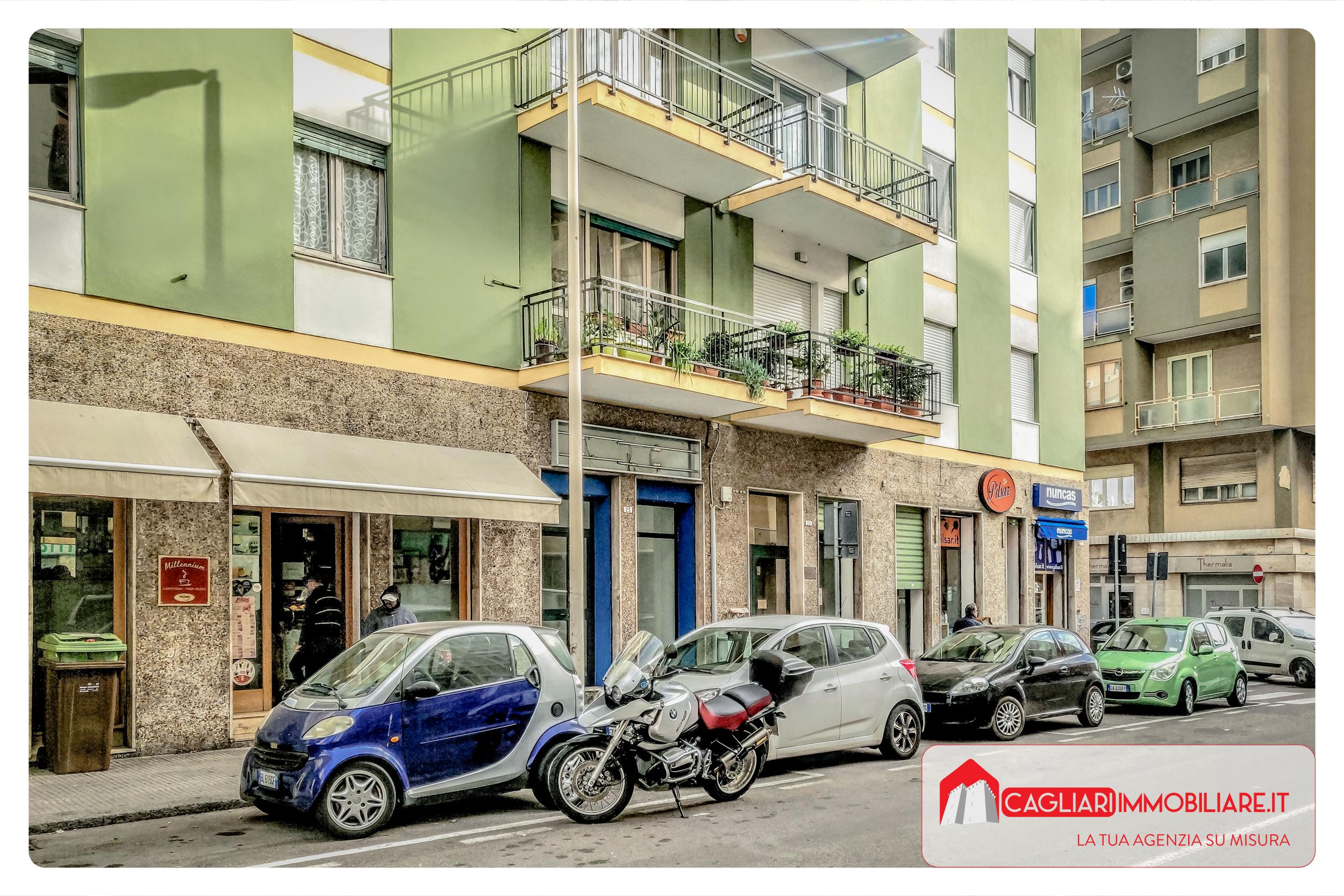 Locale commerciale Via Cavaro