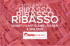PIU' CHE UN RIBASSO  – TERRENO FRONTE 554
