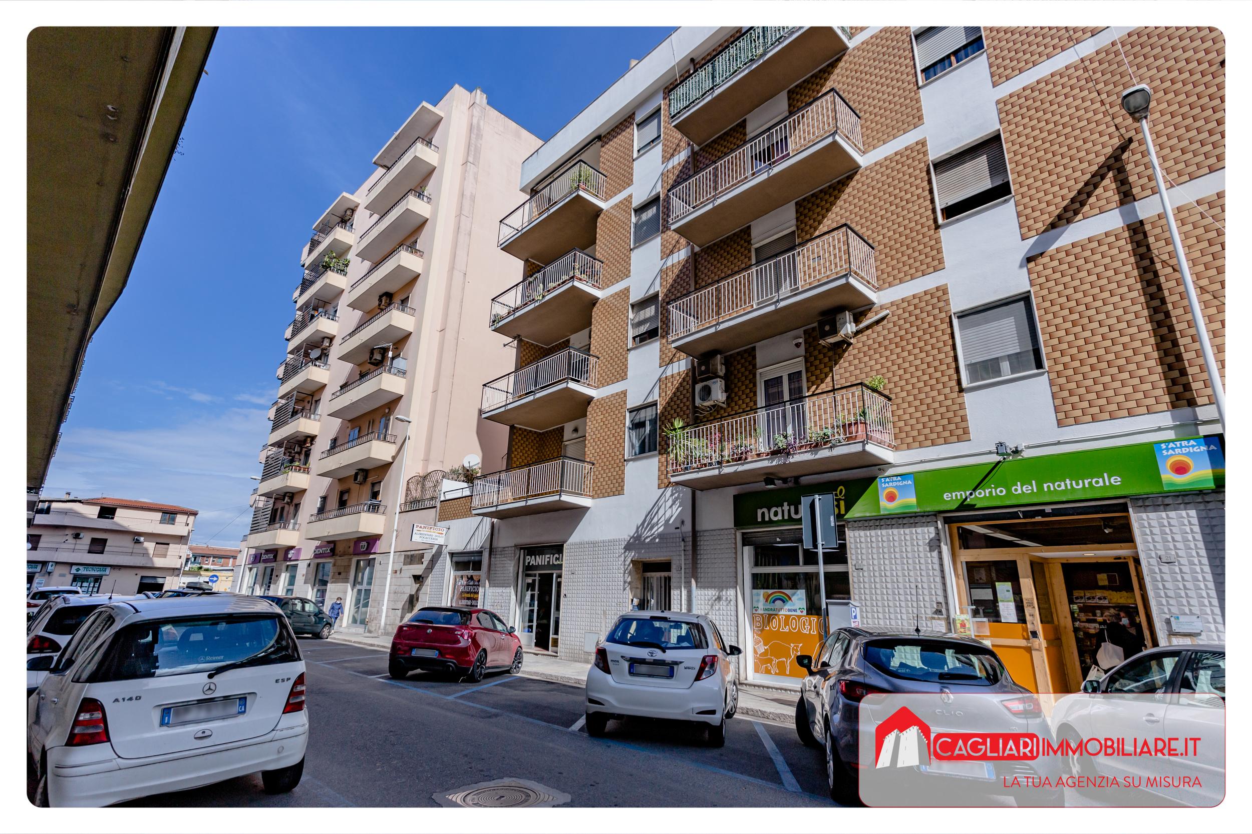 Appartamento ristrutturato Quartu Sant'Elena Trivano A